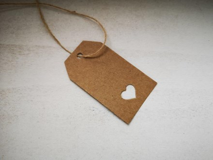 Kraft Heart Punched Tags 20pcs Kraft-Heart-Punched-Tags-20pcs
