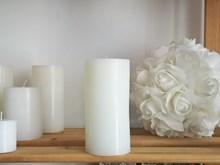 White Pillar Candle Large White-Pillar-Candle-Large