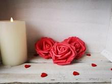 Foam Rose Red 6cm Foam-Rose-Red-6cm