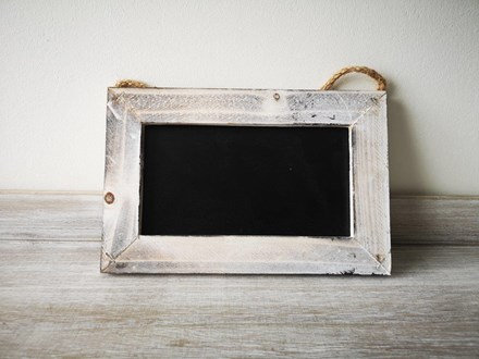 Rustic Hanging Blackboard Small Rustic-Hanging-Blackboard-Small