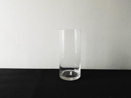 Hire - 22cm Cylinder Vase hire-22cmcylinder
